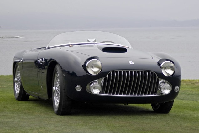 1953 Siata 208CS Spyder - 2009 Pebble Beach Class Winner and Runner-up Best in Show- Jason Killmer Wet Sand & Polish - Color Sanding & Buffing