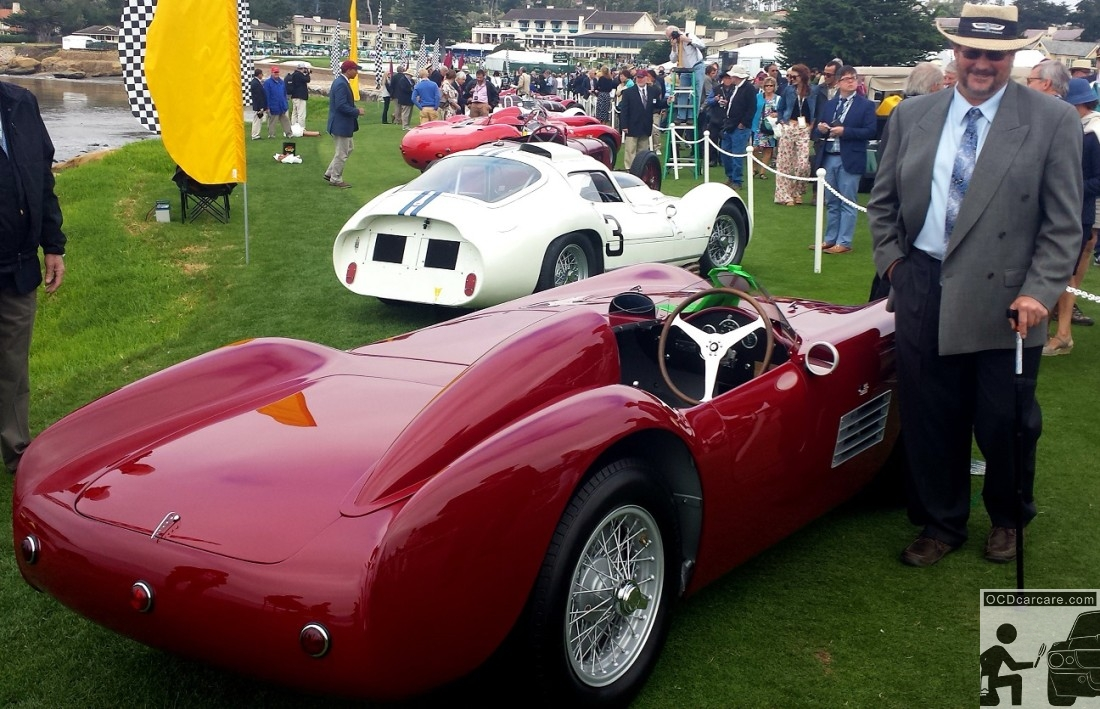 Ocdcarcare At The Pebble Beach Concours D Elegance