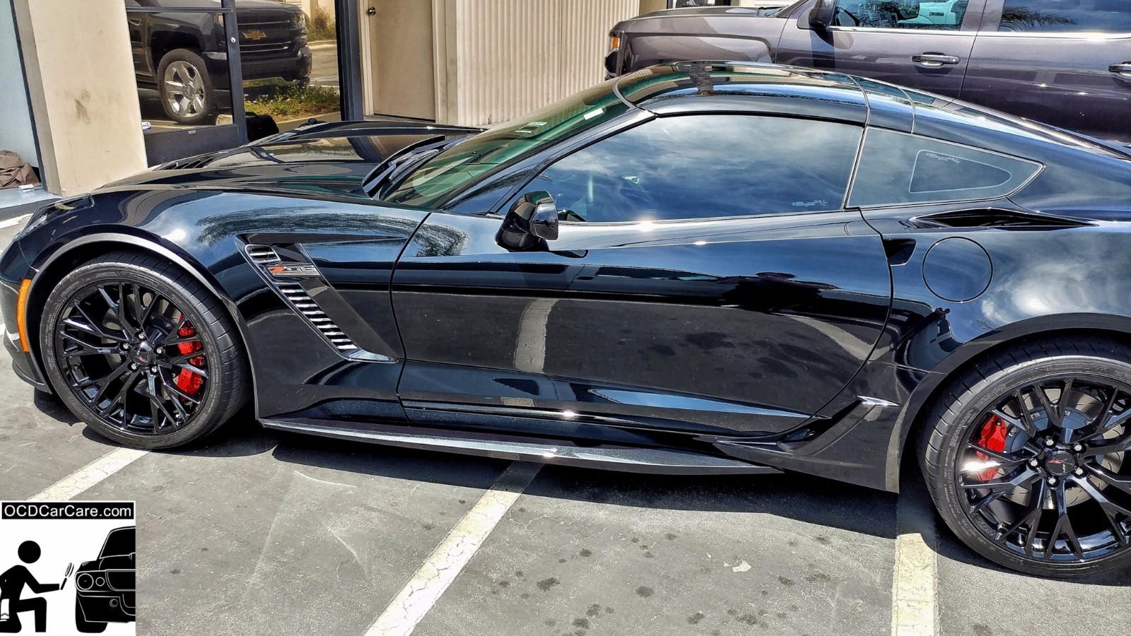 Car glass scratch 17