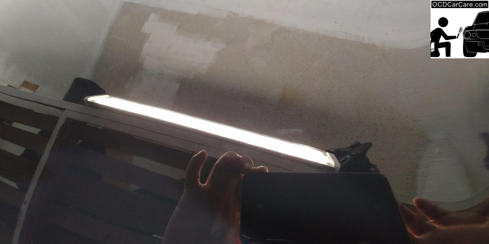 3rd picture of FeynLab Self Heal Lite Nano Coating Fixing small scratches in Clear coat after paint correction detail by OCDCarCare Los Angeles