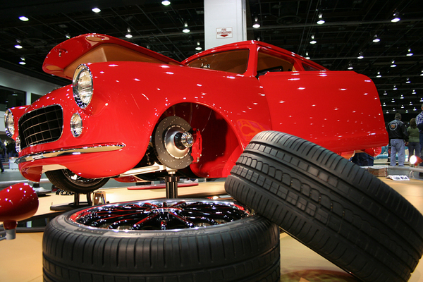 Ferrambo - 2008 Ridler Award Winner - Jason Killmer Wet Sand & Polish - Color sanding & Buffing