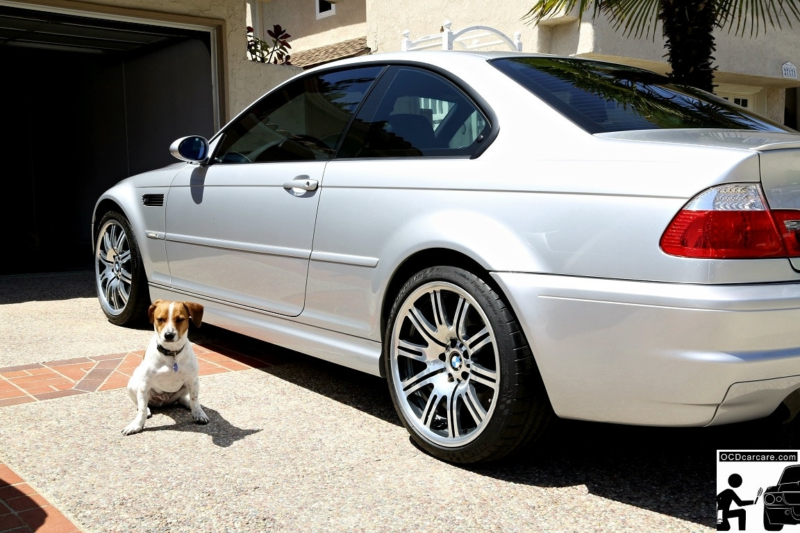 BMW E46 - Full Paint Correction Detail & Cquartz FINEST Ceramic Protective Paint Coating - Walter Approves