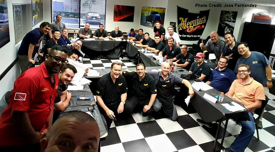 NXTWest 2015 - Detailing Training - Kevin Brown - Buffdaddy.com